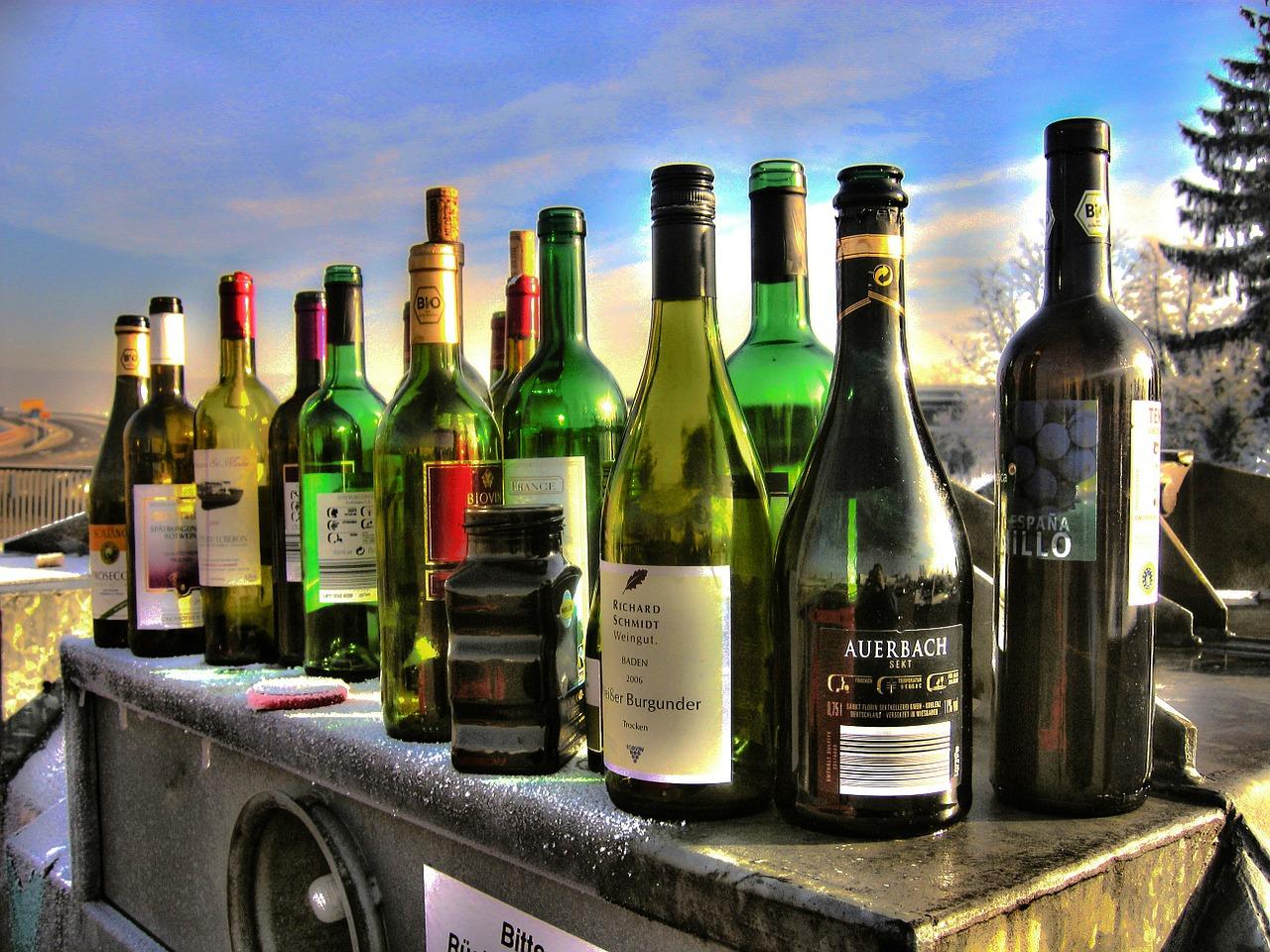 中国語 酒の種類