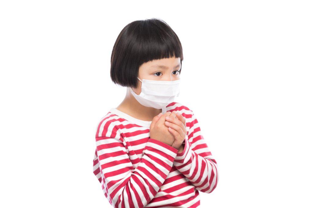 中国語 熱がある
