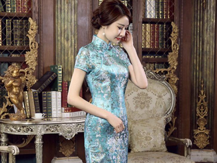 チャイナ服 中国 民族衣装