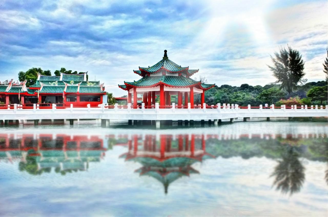中国旅行 チャイナドレス 民族衣装